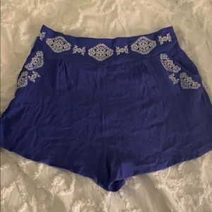 Cute flowy shorts